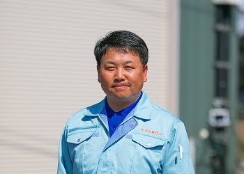 代表取締役 半田敏彦
